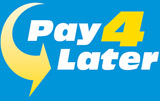 Pay4Later Finance Logo