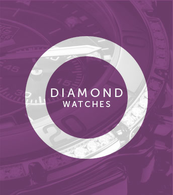 Diamond Set Watches - View Now