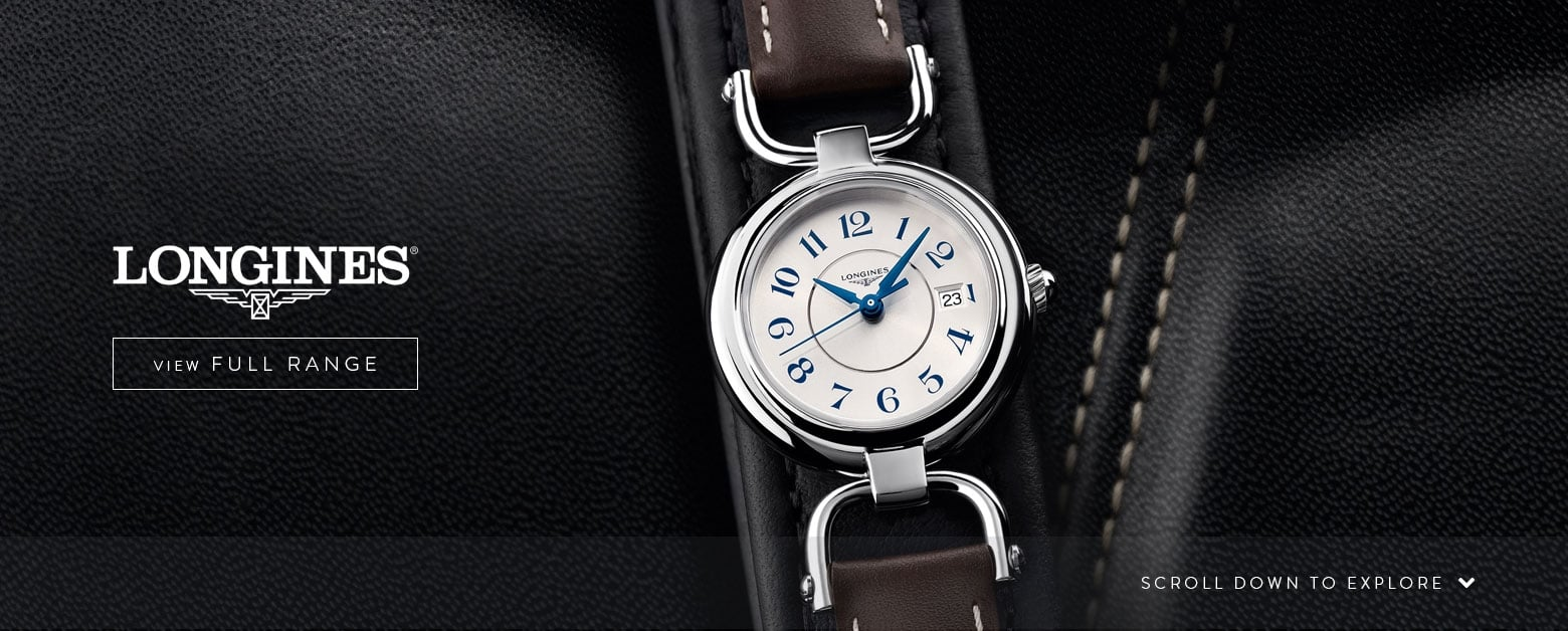 Longines Watches - View the Range