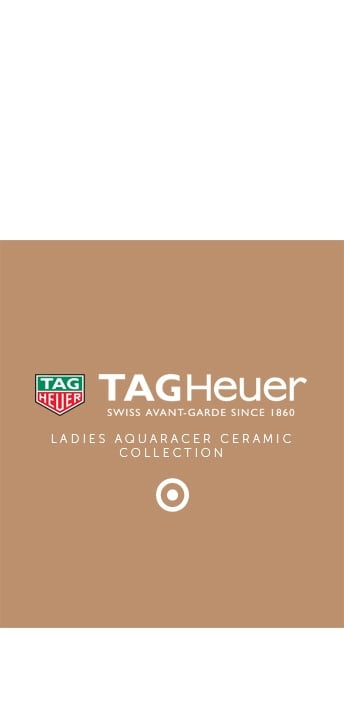 View the Ladies TAG Heuer Aquaracer Ceramic Collection