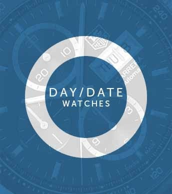 Day/Date Watches - View Now