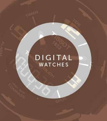 Digital Watches -  View Now