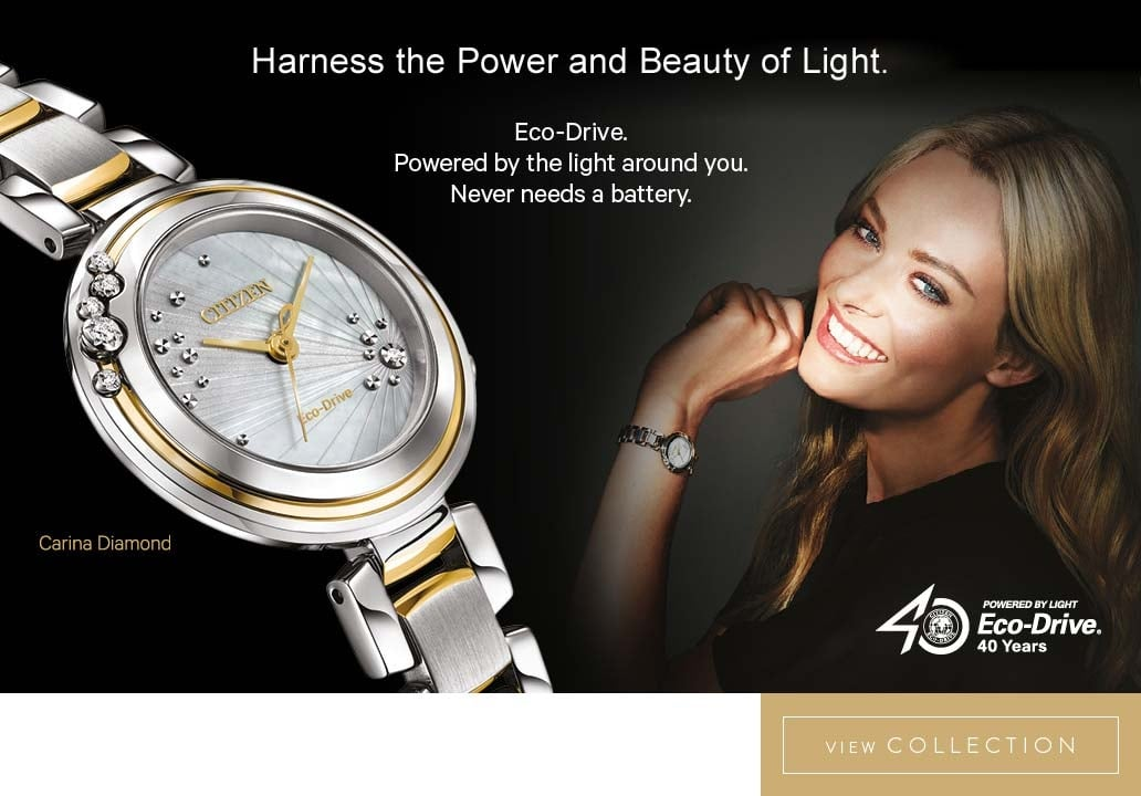 Ladies Citizen Sunrise Watches - View the Collection