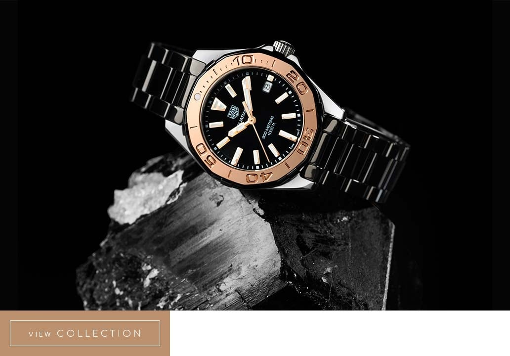 Ladies TAG Heuer Aquaracer Ceramic Collection - View Now