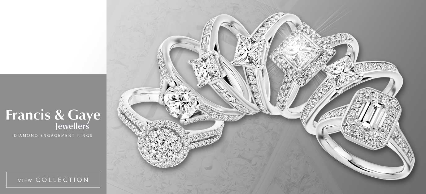 Diamond Engagement Rings - View the Collection