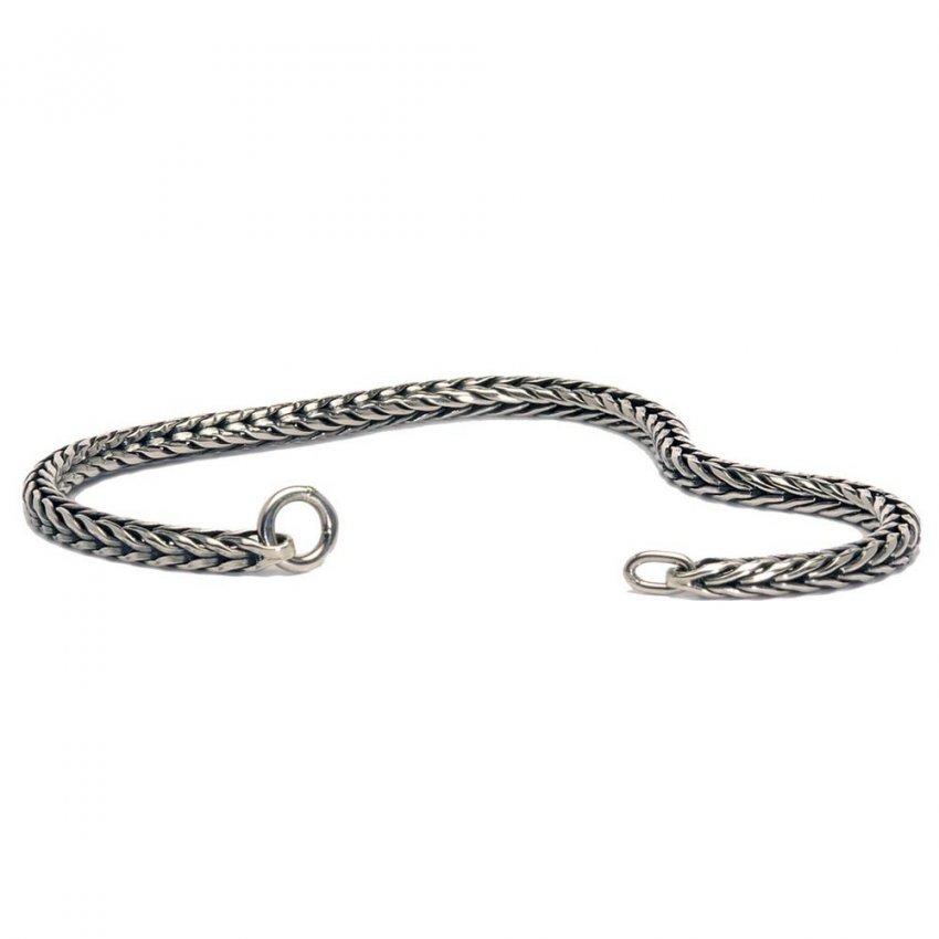 Trollbeads 19cm Sterling Silver Bracelet 15221