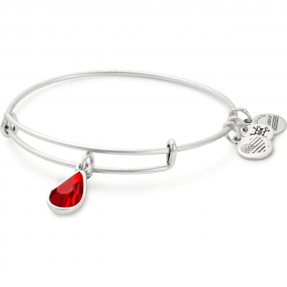 July Birthstone Bangle