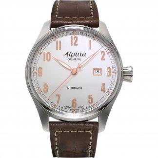 Startimer Classic Swiss Automatic Watch AL-525SCR4S6