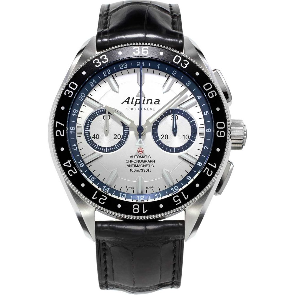 men s al 860ad5aq6 limited edition alpina watch francis gaye alpiner 4 chronograph quot race for water quot limited edition watch
