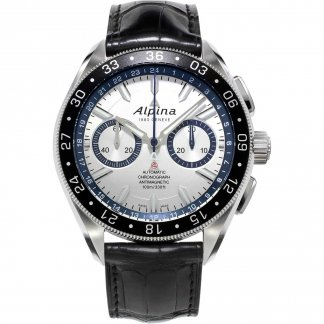 "Alpiner 4 Chronograph ""Race For Water"" Limited Edition Watch AL-860AD5AQ6"