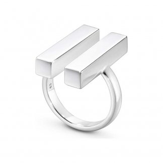 Aria Two Bar Ring (Size M)