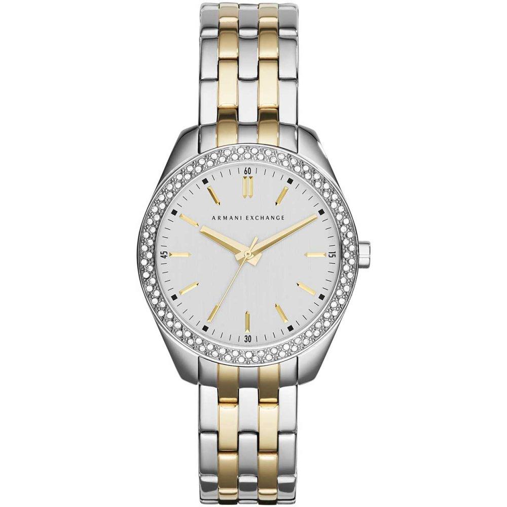 311a8663cc5 Ladies Glitzy Two Tone Bracelet Watch Product Code  AX5519