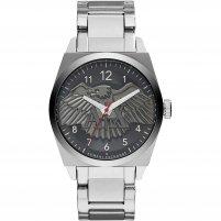 Armani Exchange Men's Eagle Motif Dial Bracelet Watch AX2308