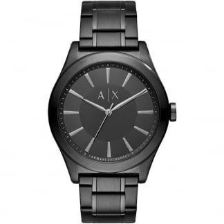 Men's Nico Black PVD Bracelet Watch
