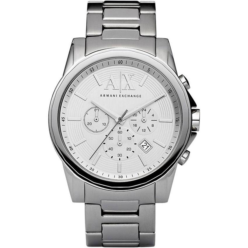 Armani Exchange Men's Quartz Chronograph Watch AX2058