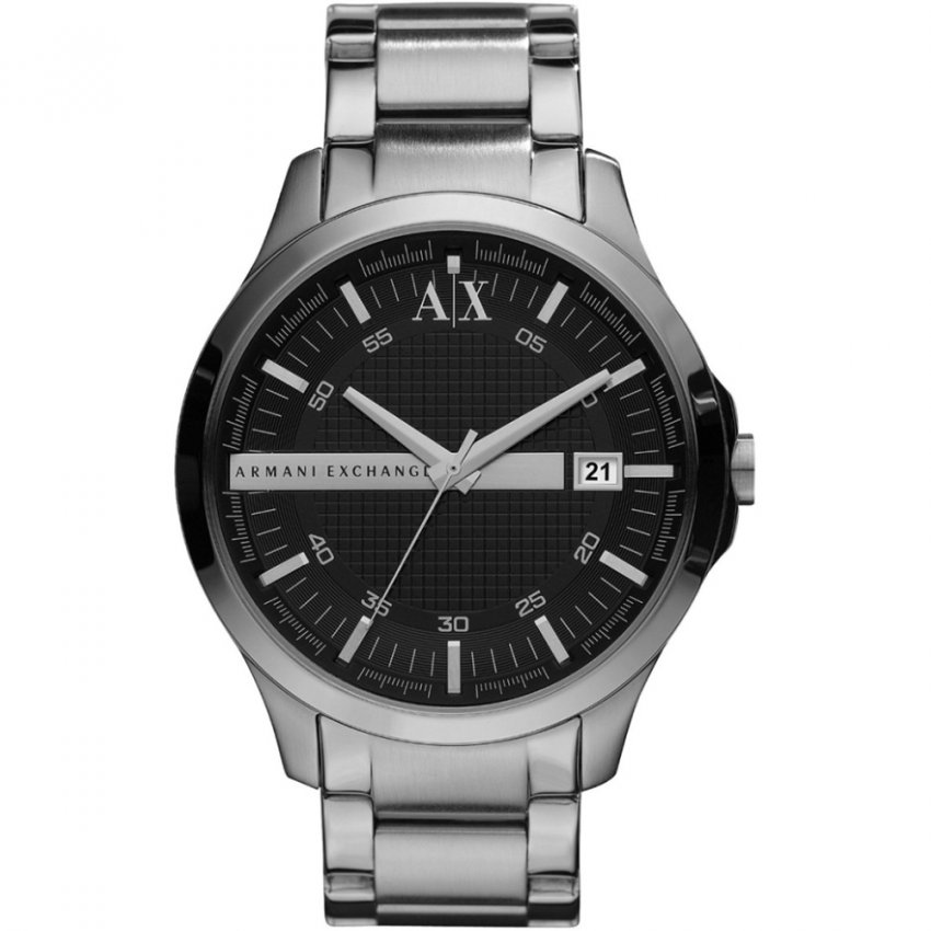 Armani Exchange Men's Stainless Steel Bracelet Watch AX2103