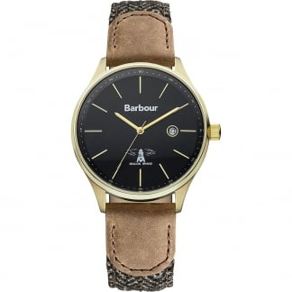Men's Glysdale Gold Plated Watch