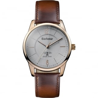 Men's Mortimer Rose Gold Plated Watch