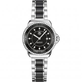 Ladies Beautiful Diamond-Set Formula 1 Watch WAH1312.BA0867