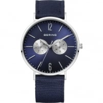 Bering Gent's Classic Interchangeable Day/Date Watch 14240-507