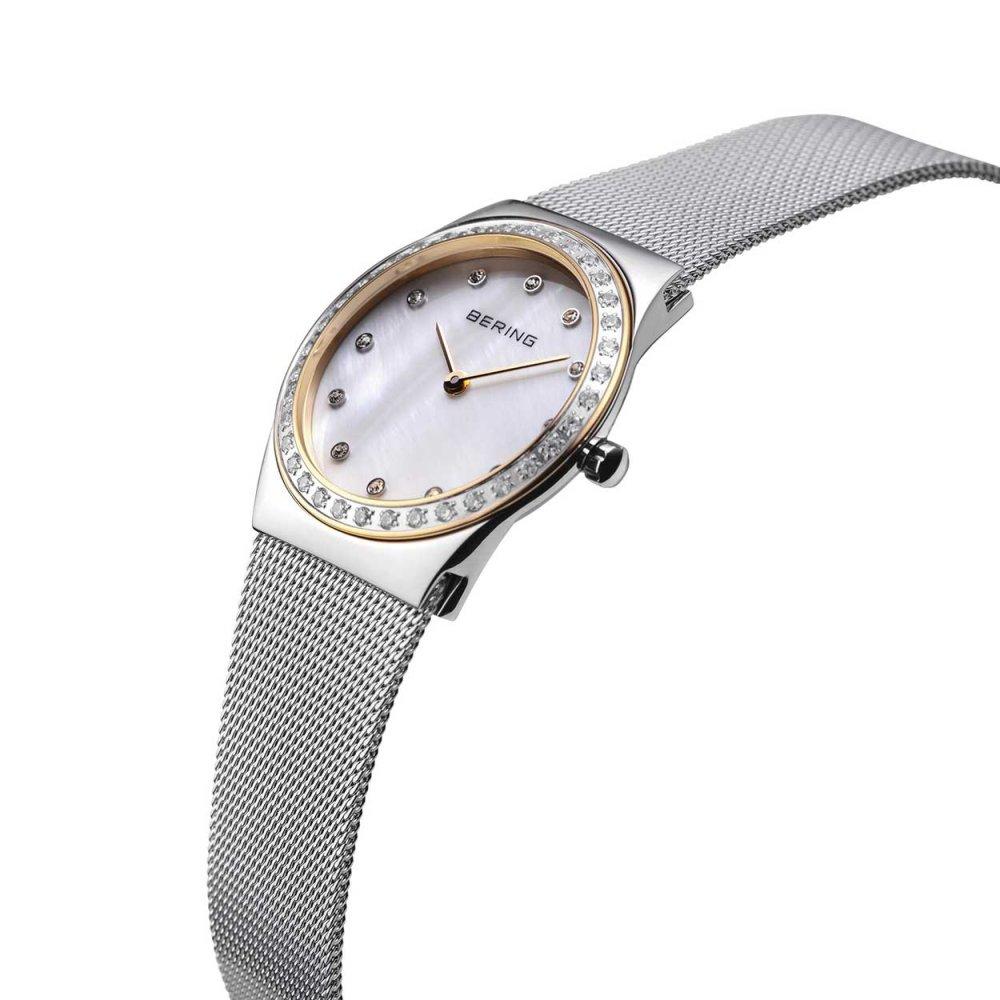 Home watches bering bering ladies classic swarovski mother