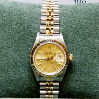 Bi-colour Ladies Oyster Perpetual DateJust 69173 (1992) 4018721