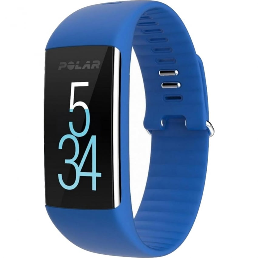 Polar Blue A360 Fitness Tracker (Wrist-Based Heart Rate) 90057447