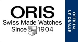 ORIS Men's Automatic 30ATM Aquis Watch with Date Window