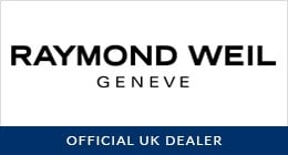 Raymond Weil Men's Tango 300 Quartz Watch With Black Dial
