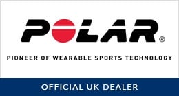 Polar Black M200 Integrated GPS Running Watch