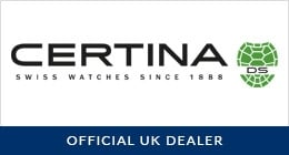 Certina Men's DS Podium Chronograph Lap Timer Quartz Watch