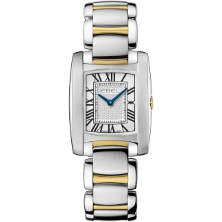 Brasilia Mini Ladies Two Tone Watch