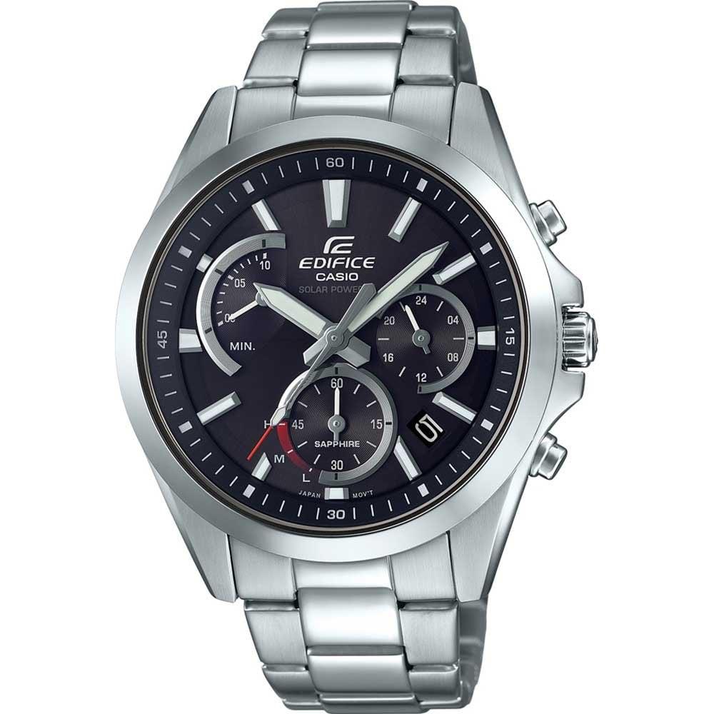 ded3772cefb8 Casio Edifice Men s Sapphire Solar Retrograde Chronograph Watch Product  Code  EFS-S530D-1AVUEF