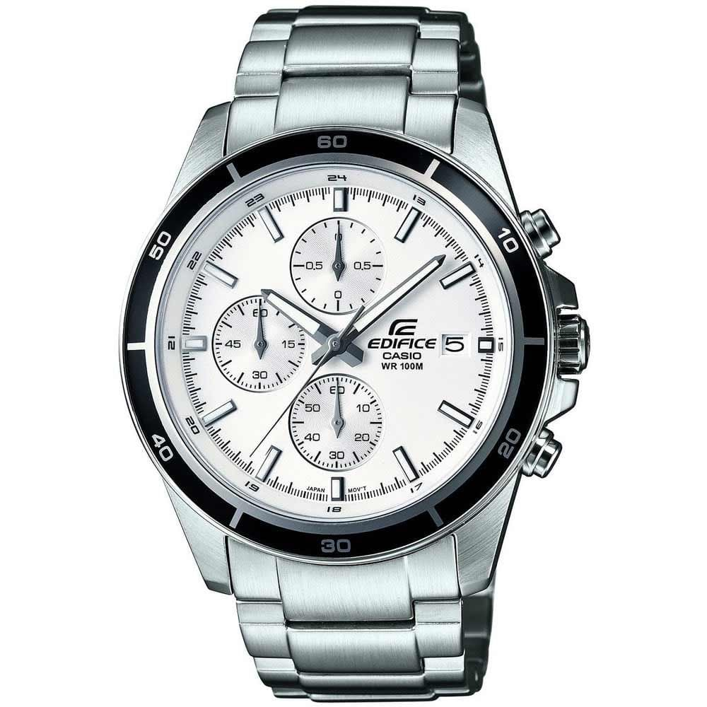 d9735ca96 Casio Edifice Men's Stainless Steel Chronograph Watch Product Code:  EFR-526D-7AVUEF