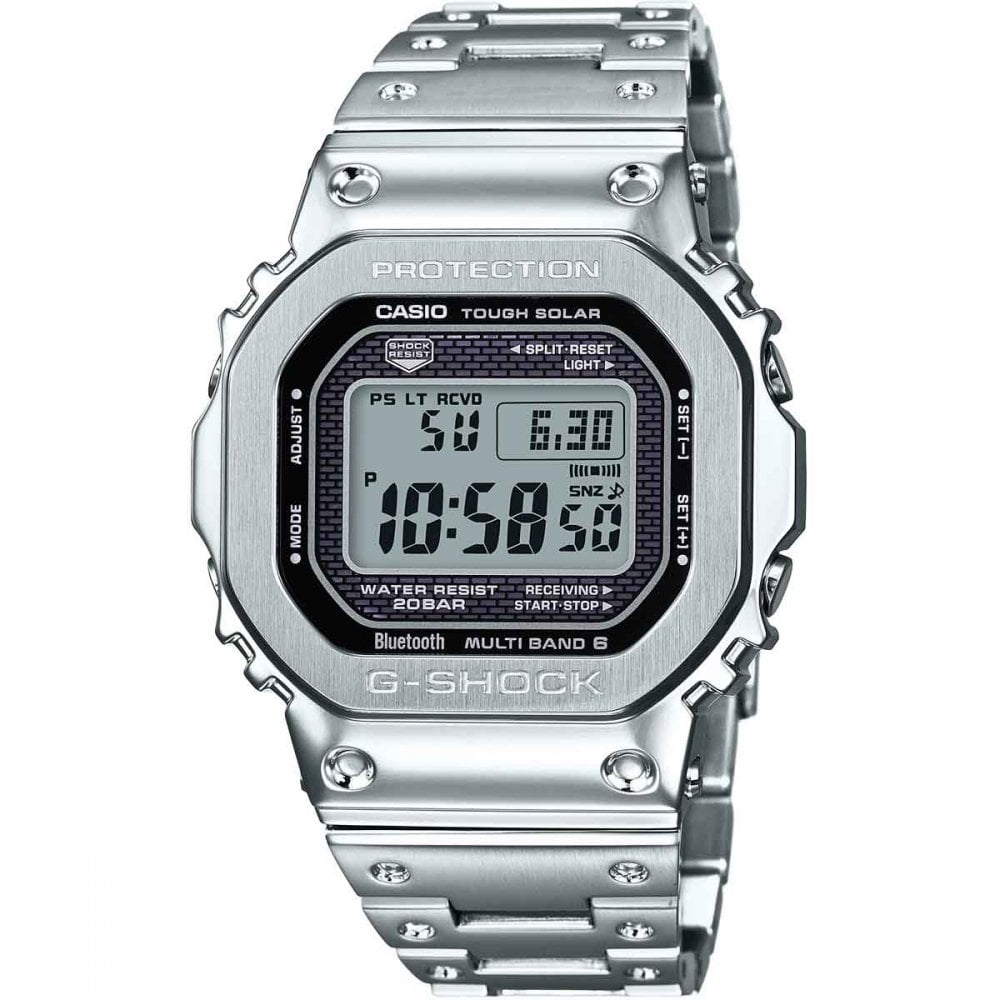 72833a2b4 Casio G-Shock Full Metal Limited Edition Bluetooth® Smartwatch Product  Code: GMW-B5000D-1ER