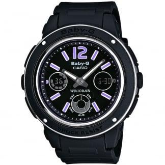 Ladies Baby-G Alarm Chronograph Watch BGA-150-1BER