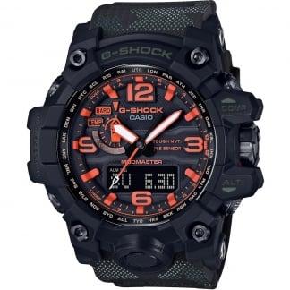 Limited Edition Maharishi X G-Shock MudMaster Watch GWG-1000MH-1AER