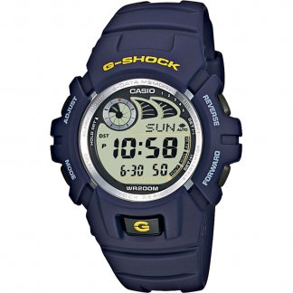Men's e-Databank Blue G-Shock Watch G-2900F-2VER