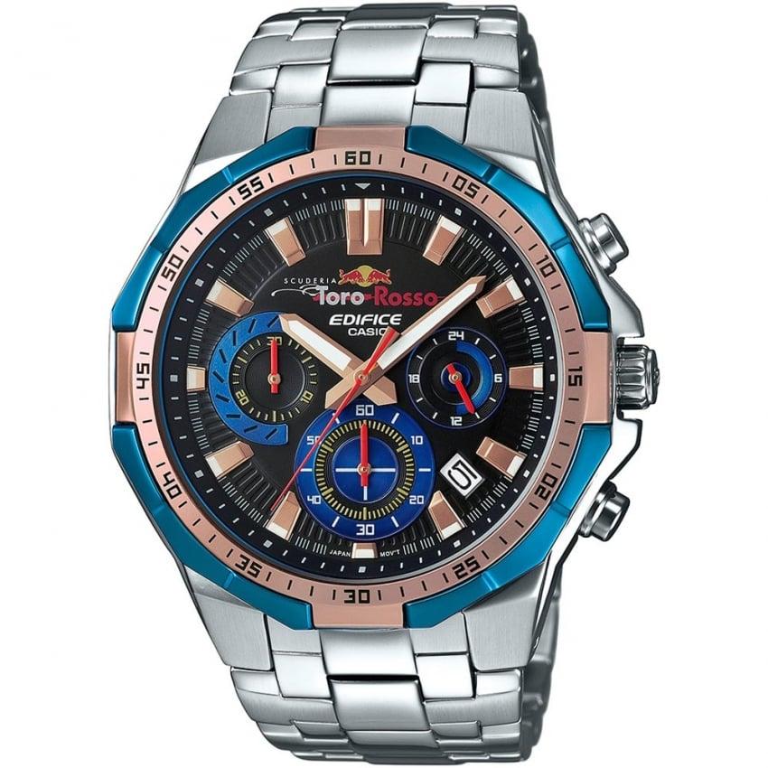 Casio Men's Edifice Scuderia Toro Rosso Limited Edition Watch EFR-554TR-2AER