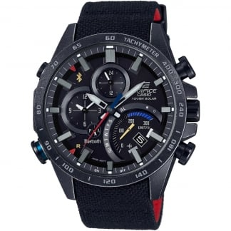 Men's Edifice Toro Rosso Limited Edition Bluetooth Watch EQB-501TRC-1AER