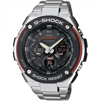 Men's G-Steel Limited Edition Radio-Controlled Watch GST-W100D-1AER