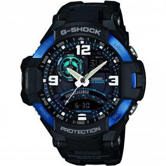 Men's Oversized Alarm Chronograph G-Shock Watch GA-1000-2BER