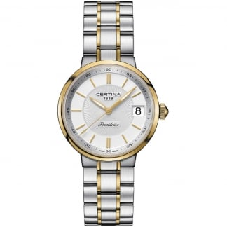 Ladies DS Stella 31mm Two Tone Quartz Watch