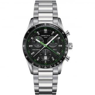 Men's DS-2 Chronograph 1/100 Sec Quartz Watch