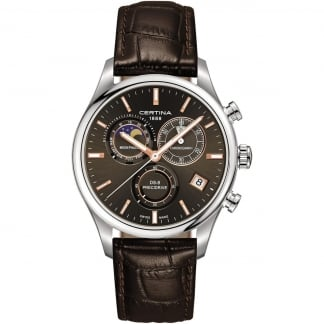 Men's DS-8 Chronograph Moonphase Quartz Watch