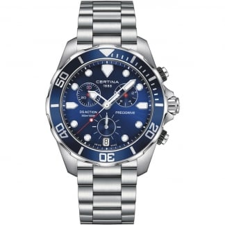 Men's DS Action Chronograph Quartz Diver Watch