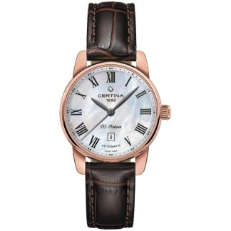 Rose Gold DS Podium Lady 29mm Automatic Watch