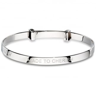 Children's Made to Cherish Baby Bangle