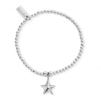 Cute Charm 3D Star Bracelet SBCC807