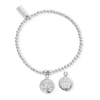 Cute Charm Live Love Life Bracelet SBCC215